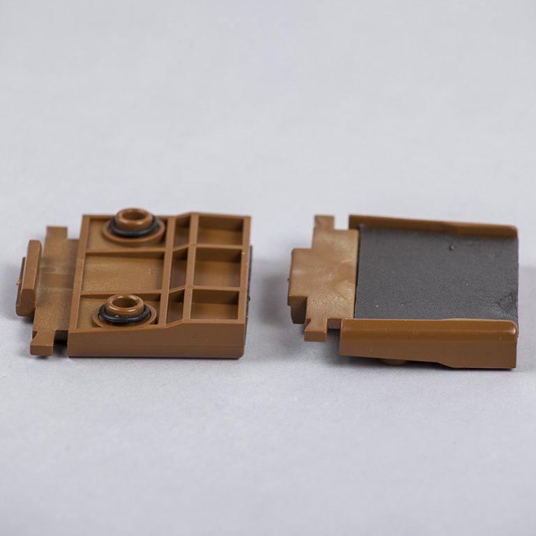 Łącznik słupka stałego SALAMANDER 3D szpros