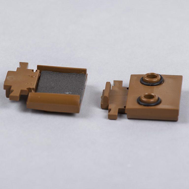 Łącznik słupka stałego SALAMANDR 3D